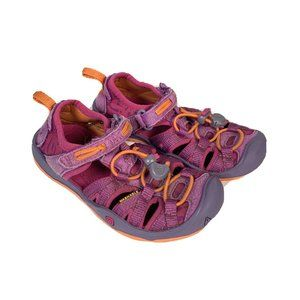 Keen Toddler Girl Moxie Sandals Size 10